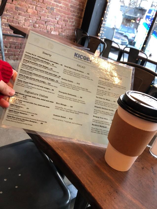 2019 Good Morning Brooklyn. A korean Eatery. Cr. Fan 133