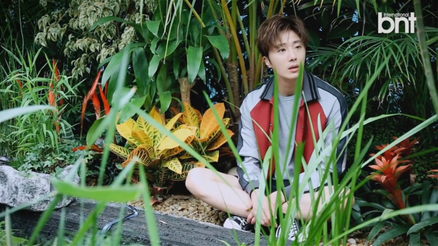2016 5 22 Jung Il-woo in a BNT Pictorial. Cr BNT, Screen Captures by Fan 13. 41