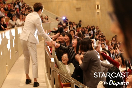 2016 Jung Il-woo in his 10th Thank You Fan Meeting in Japan. Cr. Starcast 31.jpg