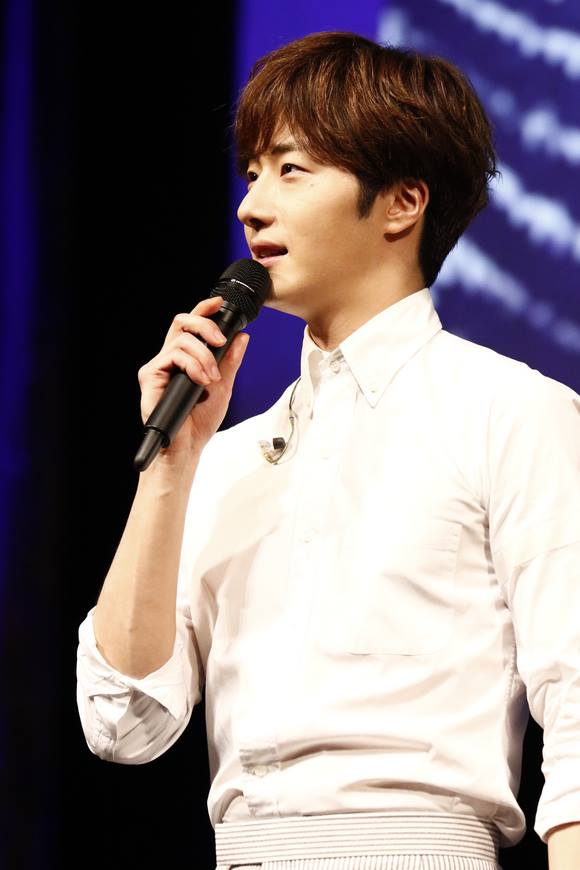 2016 Jung Il-woo in his 10th Thank You Fan Meeting in Japan. Xtra 1.jpg