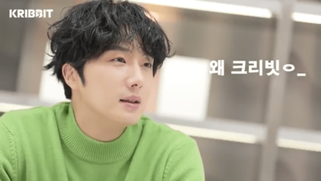 2019 2 18 Jung Il-woo in Kribbit Behind the Scenes Main Video, Screen Captures by Fan 13. Cr.Kribbit 14