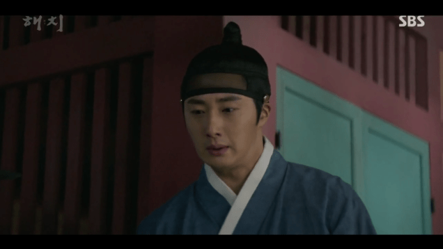 2019 2 19 Jung Il-woo in Episode 12. 17