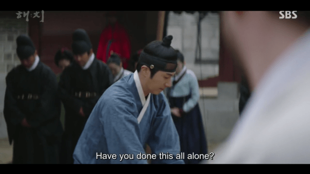 2019 2 19 Jung Il-woo in Episode 12. 24