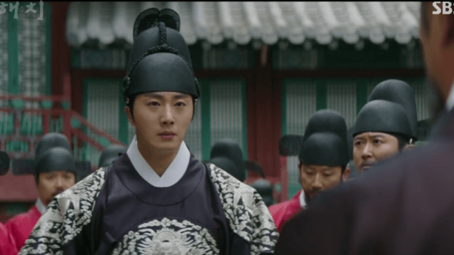 2019 2 19 Jung Il-woo in Episode 12. 37