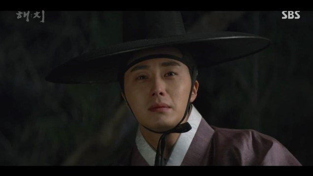 2019 2 19 Jung Il-woo in Episode 12. 56