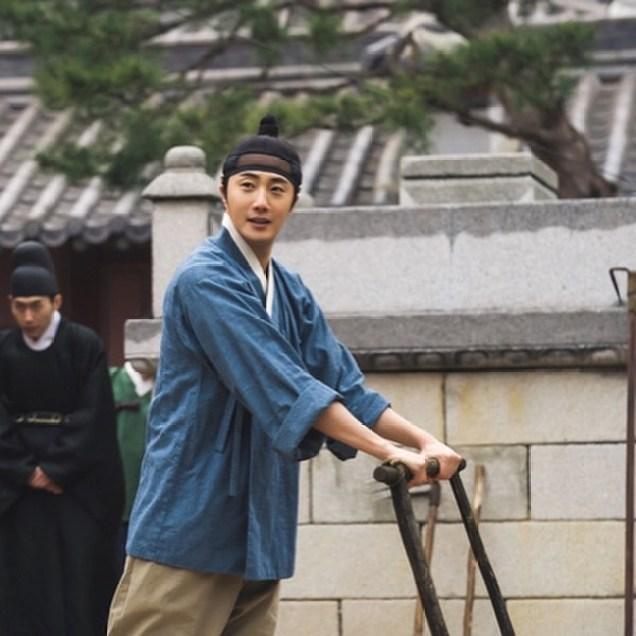 2019 2 19 Jung Il-woo in Episode 12. Website Photos. Cr. SBS 10