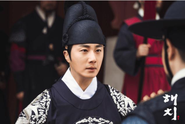 2019 2 19 Jung Il-woo in Episode 12. Website Photos. Cr. SBS 23