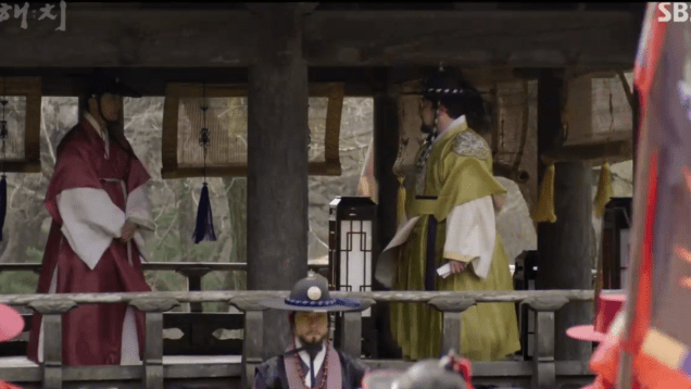 2019 2 26 Jung Il-woo in Haechi Episode 6 (11,12) Cr. SBS Screen Captures by Fan13. 112