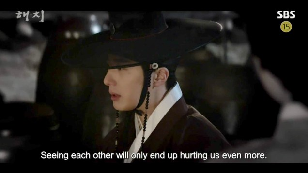 2019 2 26 Jung Il-woo in Haechi Episode 6 (11,12) Cr. SBS Screen Captures by Fan13. 25
