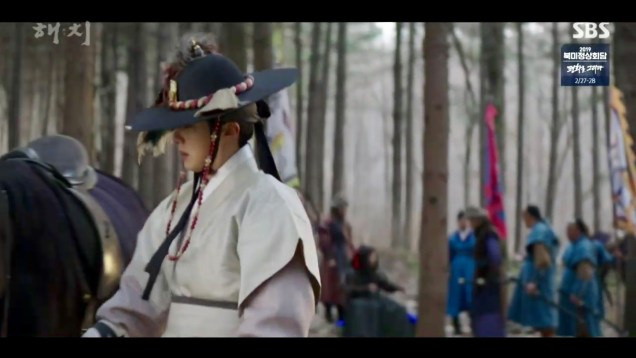 2019 2 26 Jung Il-woo in Haechi Episode 6 (11,12) Cr. SBS Screen Captures by Fan13. 55