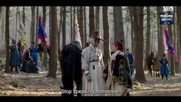 2019 2 26 Jung Il-woo in Haechi Episode 6 (11,12) Cr. SBS Screen Captures by Fan13. 78