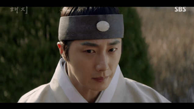 2019 2 26 Jung Il-woo in Haechi Episode 6 (11,12) Cr. SBS Screen Captures by Fan13. 80