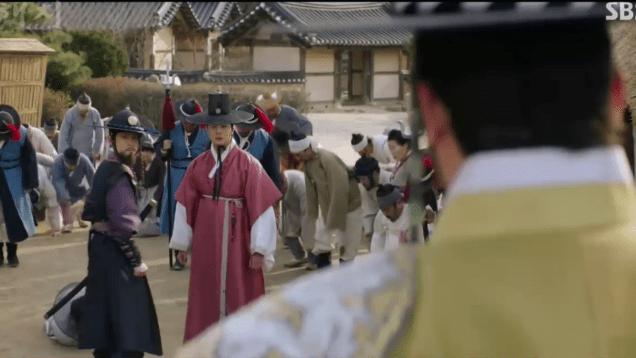 2019 2 26 Jung Il-woo in Haechi Episode 6 (11,12) Cr. SBS Screen Captures by Fan13. 94