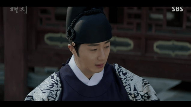 2019 3 11 Jung Il-woo in Haechi Episode 9. 10