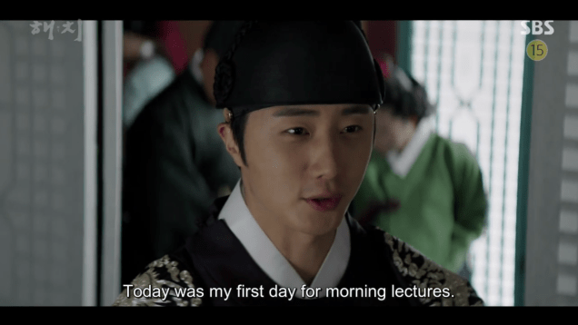 2019 3 11 Jung Il-woo in Haechi Episode 9. 29