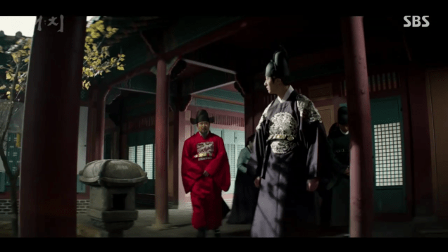 2019 3 11 Jung Il-woo in Haechi Episode 9. 33