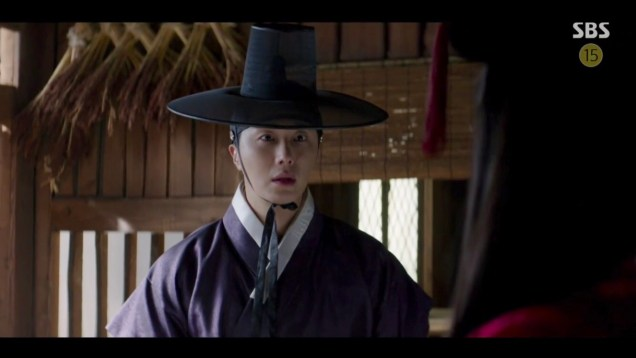 2019 3 11 Jung Il-woo in Haechi Episode 9. 34