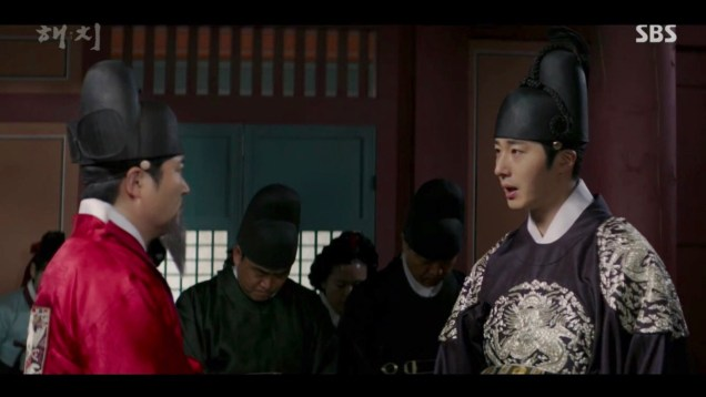 2019 3 11 Jung Il-woo in Haechi Episode 9. 43