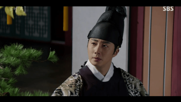 2019 3 11 Jung Il-woo in Haechi Episode 9. 49