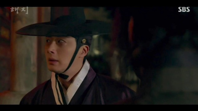 2019 3 11 Jung Il-woo in Haechi Episode 9. 57