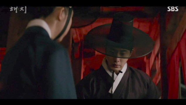 2019 3 11 Jung Il-woo in Haechi Episode 9. 58