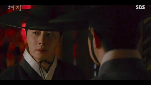 2019 3 11 Jung Il-woo in Haechi Episode 9. 59