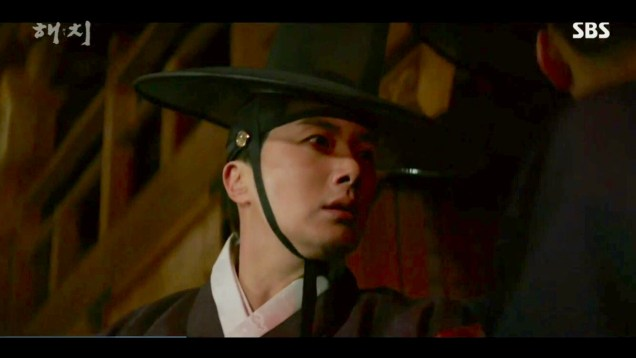 2019 3 11 Jung Il-woo in Haechi Episode 9. 62