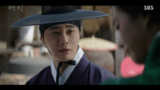 2019 3 11 Jung Il-woo in Haechi Episode 9. 69