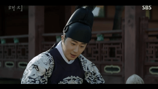 2019 3 11 Jung Il-woo in Haechi Episode 9. 8
