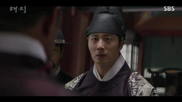 2019 3 12 Jung Il-woo in Haechi Episode 10. 100
