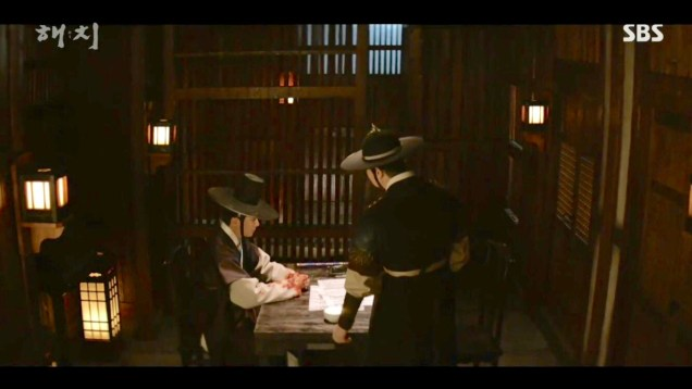 2019 3 12 Jung Il-woo in Haechi Episode 10. 12