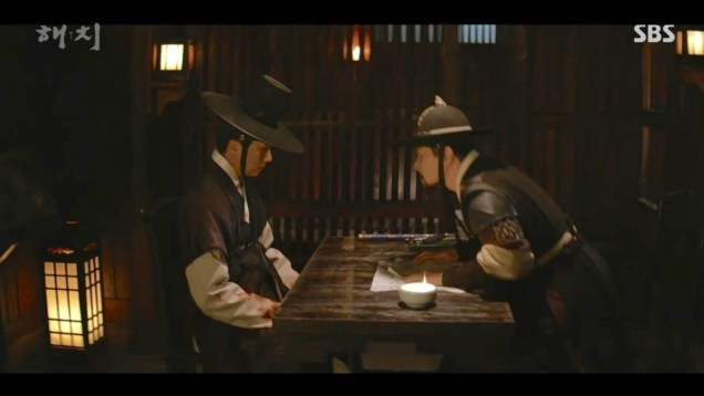 2019 3 12 Jung Il-woo in Haechi Episode 10. 17