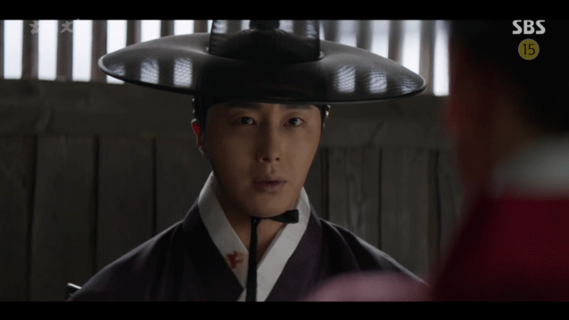 2019 3 12 Jung Il-woo in Haechi Episode 10. 28