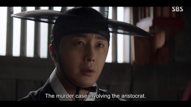 2019 3 12 Jung Il-woo in Haechi Episode 10. 29