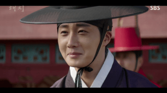 2019 3 12 Jung Il-woo in Haechi Episode 10. 33