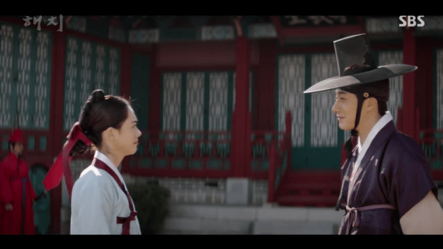 2019 3 12 Jung Il-woo in Haechi Episode 10. 34