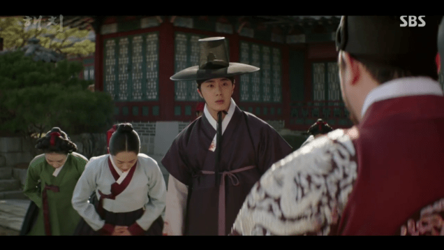2019 3 12 Jung Il-woo in Haechi Episode 10. 37