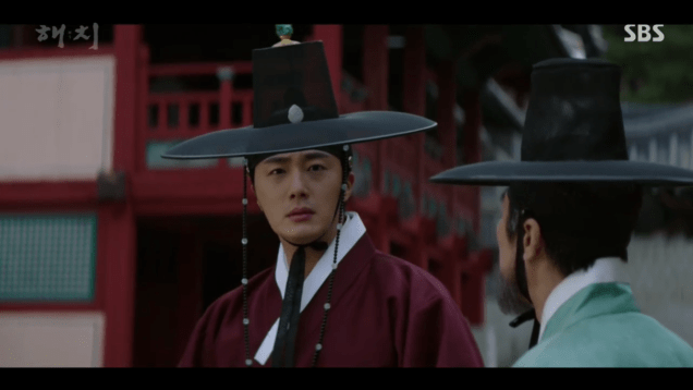 2019 3 12 Jung Il-woo in Haechi Episode 10. 63
