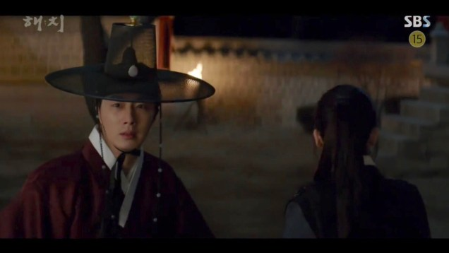 2019 3 12 Jung Il-woo in Haechi Episode 10. 80