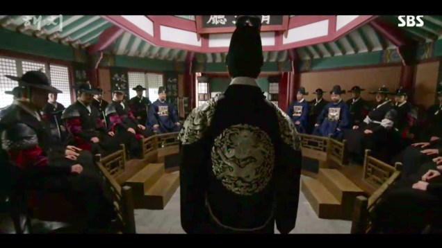 2019 3 12 Jung Il-woo in Haechi Episode 10. 93