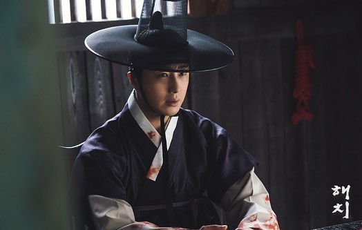 2019 3 12 Jung Il-woo in Haechi Episode 10. Behind the Scenes. 1