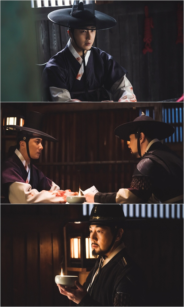 2019 3 12 Jung Il-woo in Haechi Episode 10. Behind the Scenes. 2