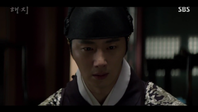 2019 3 18. Jung Il-woo in Haechi Episode 11. Cr. SBS 10