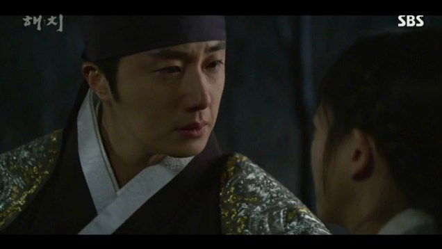 2019 3 18. Jung Il-woo in Haechi Episode 11. Cr. SBS 108