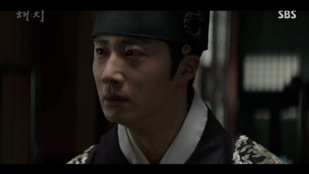2019 3 18. Jung Il-woo in Haechi Episode 11. Cr. SBS 12