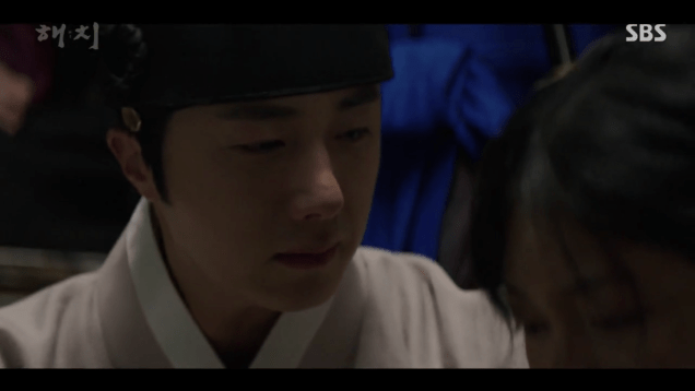 2019 3 18. Jung Il-woo in Haechi Episode 11. Cr. SBS 13