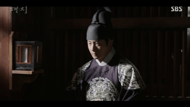 2019 3 18. Jung Il-woo in Haechi Episode 11. Cr. SBS 20