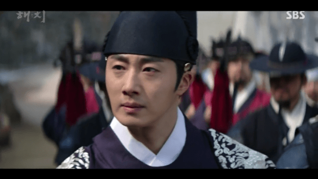 2019 3 18. Jung Il-woo in Haechi Episode 11. Cr. SBS 25