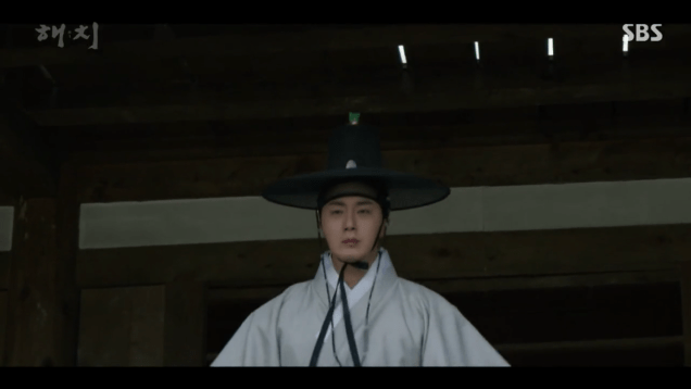 2019 3 18. Jung Il-woo in Haechi Episode 11. Cr. SBS 37