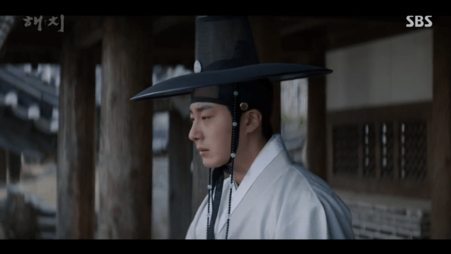 2019 3 18. Jung Il-woo in Haechi Episode 11. Cr. SBS 38